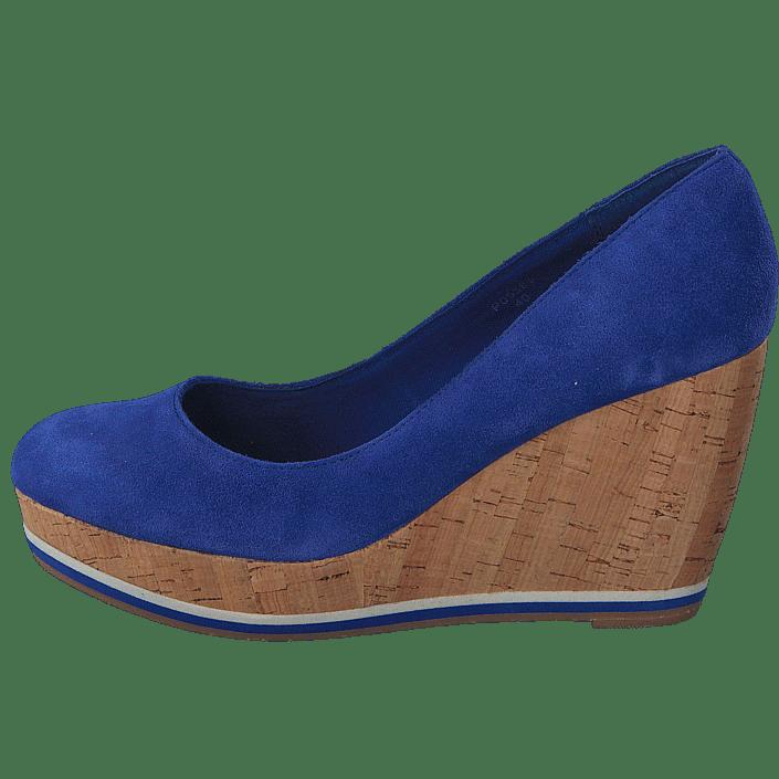 tamaris pumps beige matt, Tamaris Sort let skind sko med