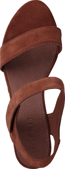 Online Heels Brune Sandal Esprit Jadie Sko Kjøp XSYfqHwX