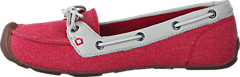 Catalina Canvas Boat Shoe