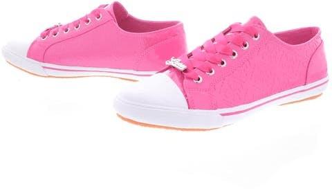 55003948981 Koop Guess laverne low roze Schoenen Online | FOOTWAY.nl