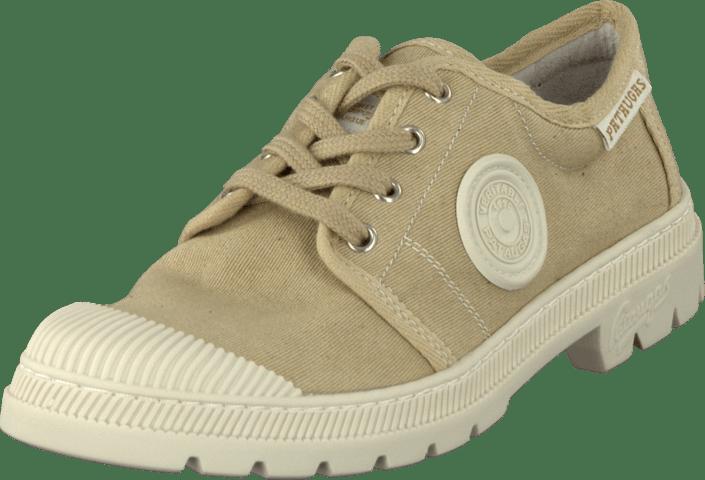 00 Sko Og Raid t Beige Sandaler Online Køb 43051 Tøfler Pataugas v61Aww