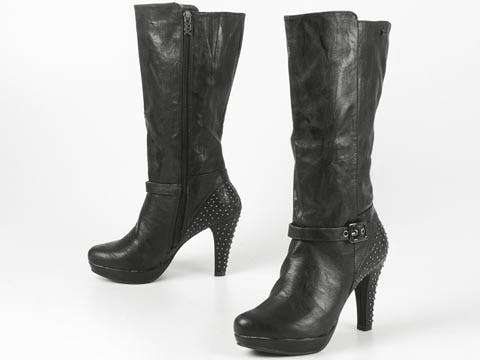 Osta Xti Boot Lady Mustat Kengät Online  763da4e652