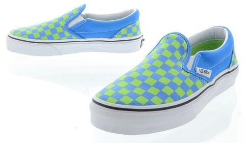 chaussure vans classic slip on
