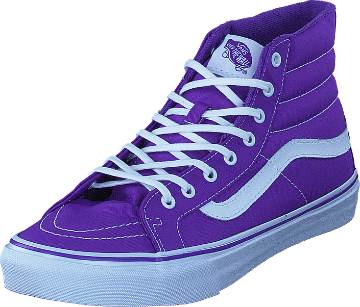 dee832e885 Vans Sk8-Hi Slim blaue Schuhe Kaufen Online | FOOTWAY.de