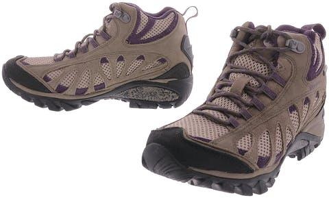 6e70105f037e Buy Merrell Siren 2 Mid Vent Gtx brown Shoes Online