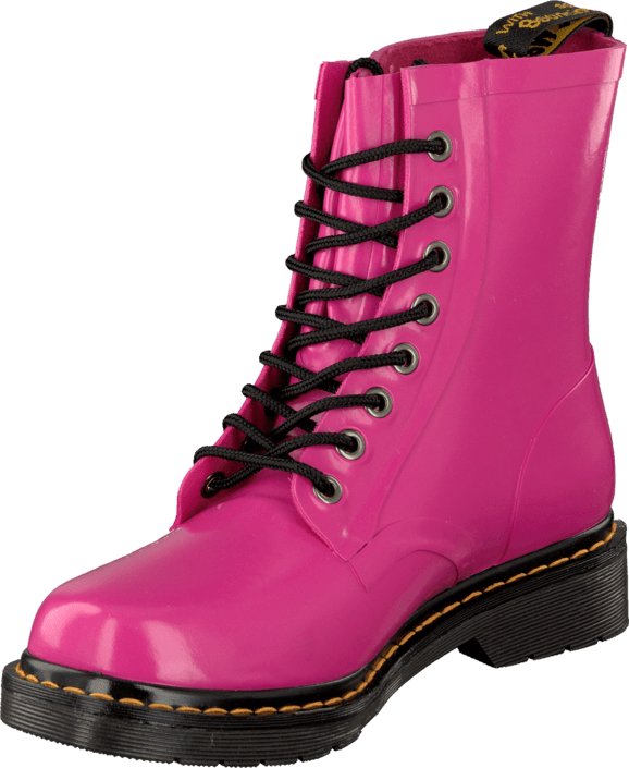 Dr. Martens Drench Rubber Wellington 8 Eye Boot