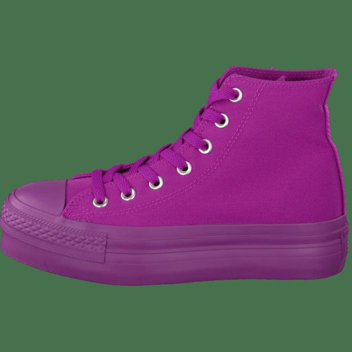 5acf6a9083d Koop Converse AS Platform Mono-Hi paarse Schoenen Online | FOOTWAY.nl