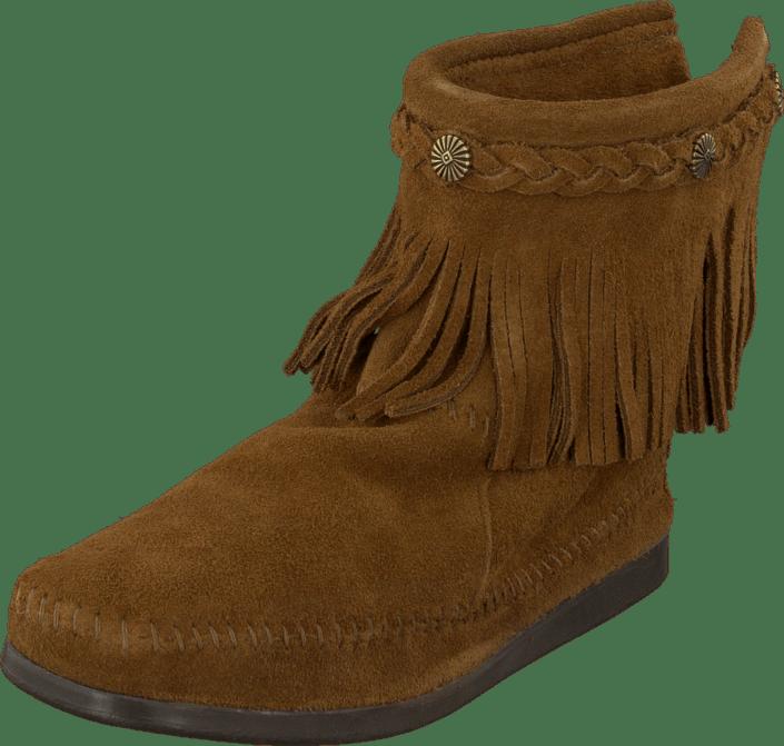 Brune Hi Kjøp Sko Minnetonka Online Boots Top twwqAfZF
