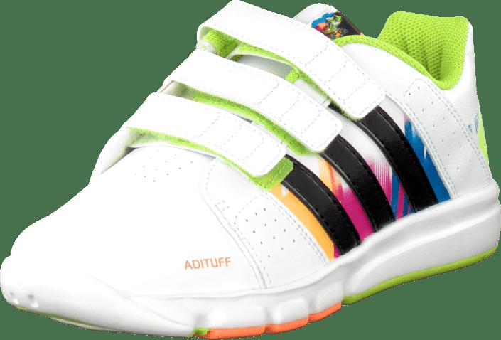 e6a7acb4e52 Buy adidas Sport Performance Messi Bts Cf K white Shoes Online ...