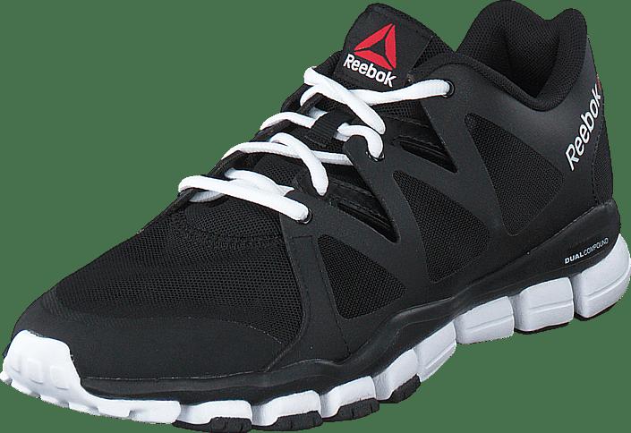ab53223dbf63 Buy Reebok Realflex Transition 50Se black Shoes Online
