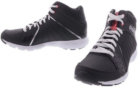 Buy Reebok Studio Beat Vi Mid Rs Black Shoes Online  57560c32dd1