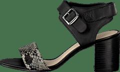 45ce496bd20 Bianco - Fame Leather Sandal