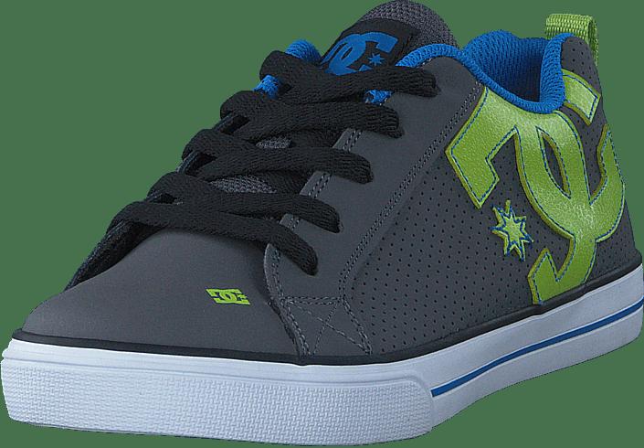 DC Shoes - Kids Crt Grfk Vulc Shoe