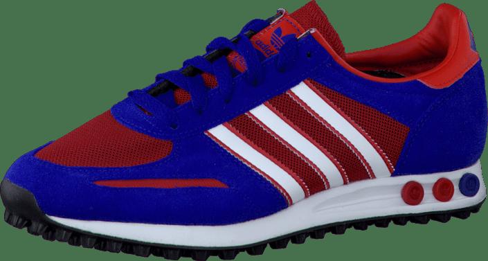 1adb8a48f66 Køb adidas Sport Performance La Trainer Power Red/White/Royal røde ...