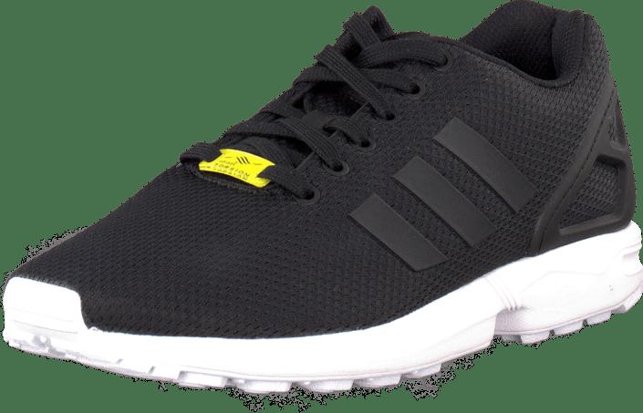 Originals Kengät Adidas Online Zx Flux Blackblackwhite Mustat Osta b7gyfvY6