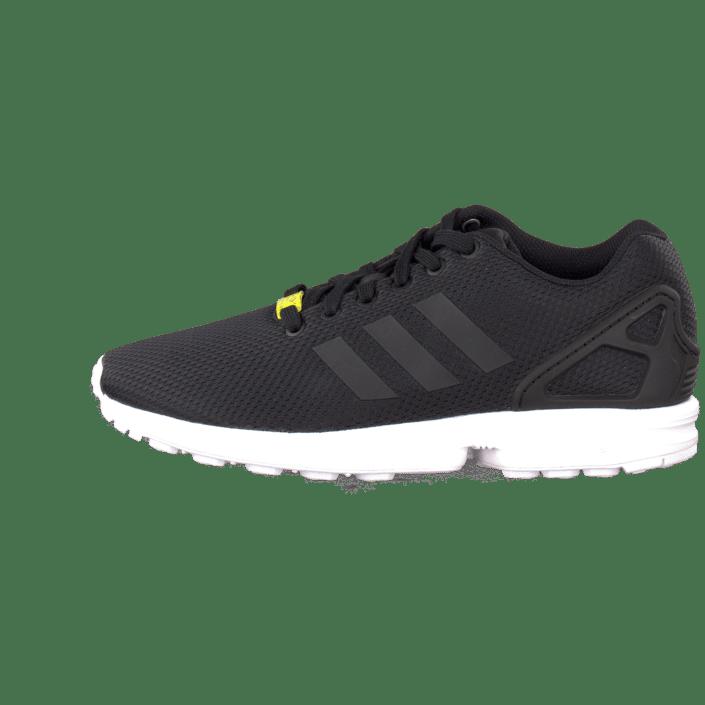 wholesale dealer c2954 4ee62 ... coupon code kjøp adidas originals zx flux black black white svart sko  online 71389 0b3ce