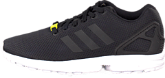 Zx Flux Black/Black/White