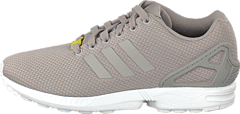 Zx Flux Aluminum/Running White