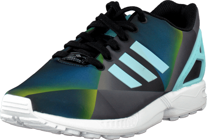 7b1fc73b0 Buy adidas Originals Zx Flux White Clear Aqua Core Black turquoise ...