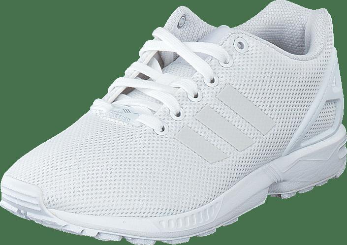 adidas Originals ZX FLUX Joggesko white