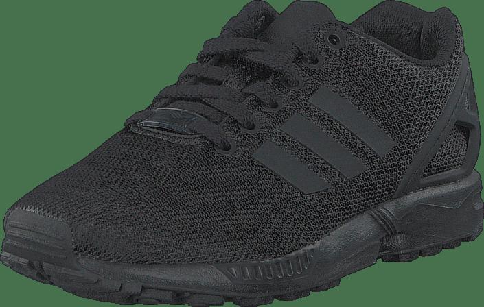 separation shoes 7ec86 a860c Zx Flux Core Black/Black/Dark Grey