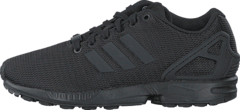 Zx Flux Core Black/Black/Dark Grey