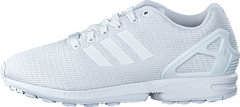Zx Flux Ftwr White/Clear Grey