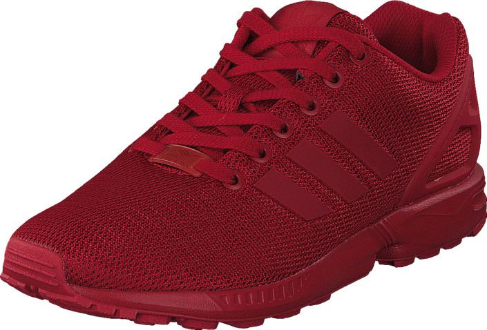 the latest 62e3e f8540 Zx Flux Power Red/Power Red/Collegiate