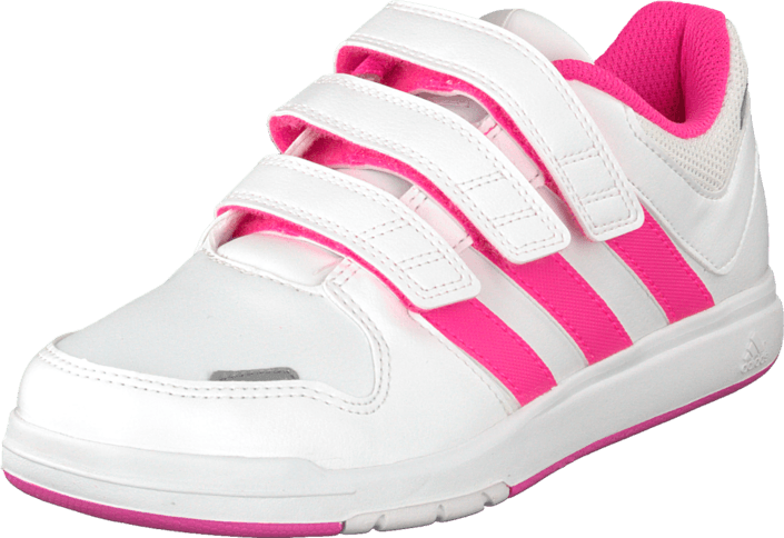 adidas Sport Performance - Lk Trainer 6 Cf K White Solar Pink Light Pink 715c33e4c0