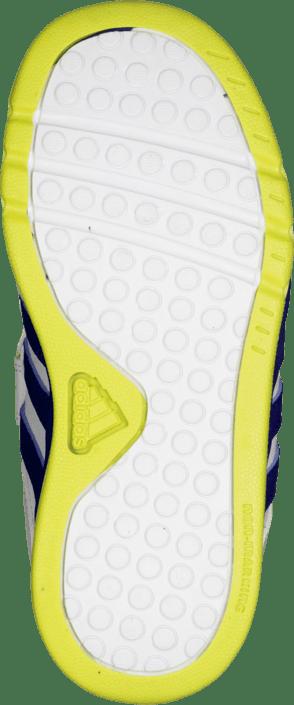 adidas Sport Performance - Lk Trainer 6 Cf I White/Royal/Yellow