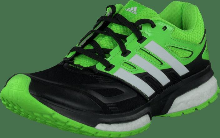 Sport white Og Online Core Sko Black Adidas Sportsko Green Grønne Kjøp Performance Response Sneakers Tech solar Boost A5Z8pw