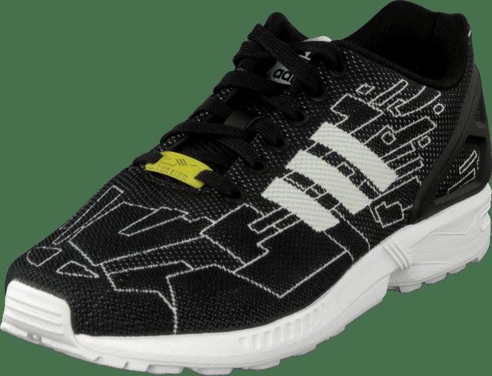 onix Weave Sko Adidas Online Sorte Kjøp Black Sportsko Flux White Zx Og Originals Core Sneakers ftwr 1PxqzwI