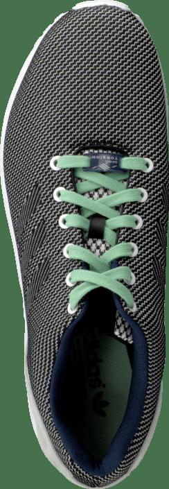 Ftwr Sneakers Flux Og Kjøp Weave Sko Blå Blue black White dark Zx Sportsko Online Originals Adidas tOq6qTX