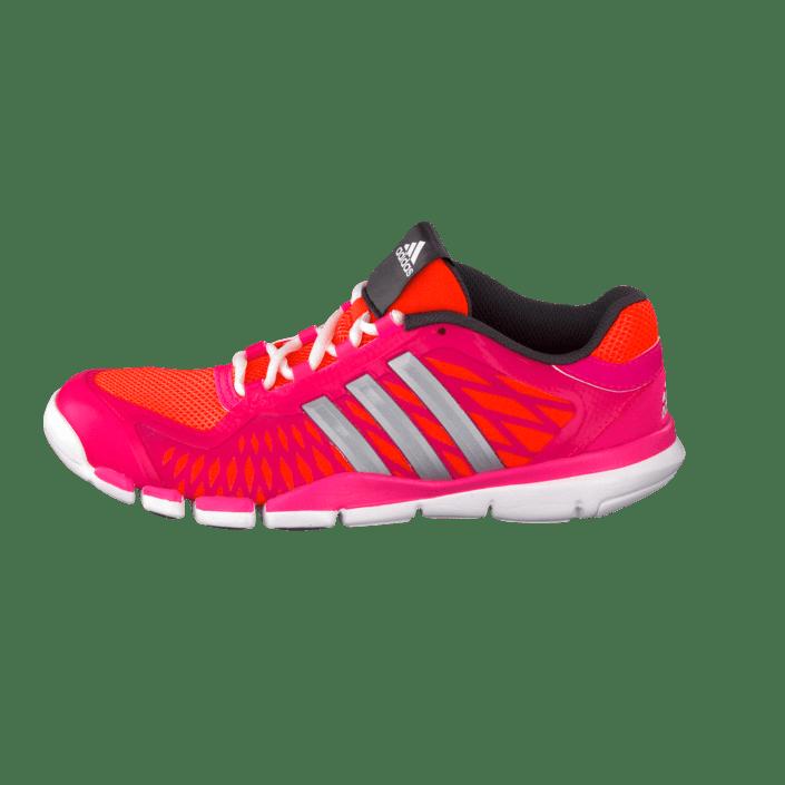 buy popular f2190 37dab Köp adidas Sport Performance A.T. 360 Control Solar Pink Tech Grey Solar Red  röda Skor Online   FOOTWAY.se
