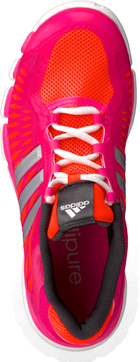 adidas Sport Performance - A.T. 360 Control Solar Pink/Tech Grey/Solar Red