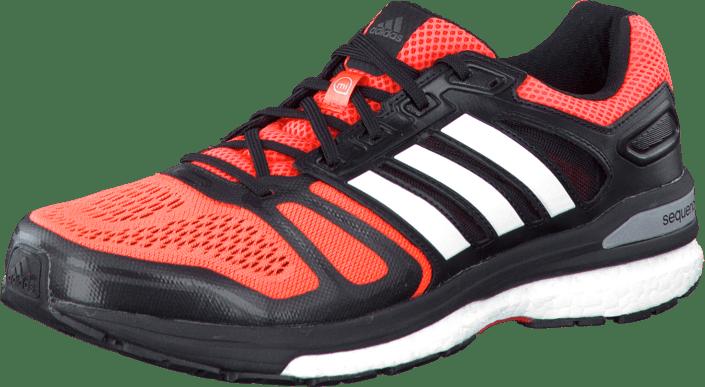 adidas Sport Performance - Supernova Sequence 7 M Infrared/Running White/Black
