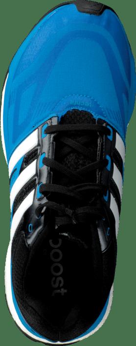 Boost Performance Response Solar Online black Sneakers Blå Og Sportsko Kjøp Adidas Sport Techfit running White Blue M Sko EtEHI