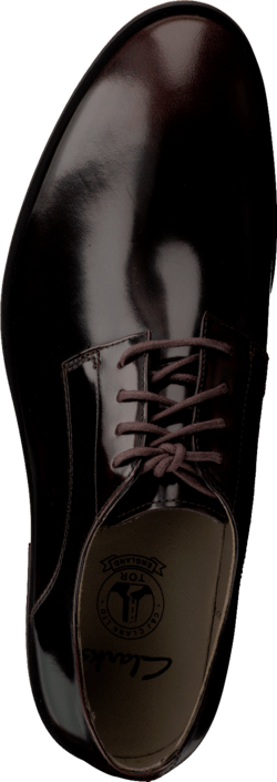 Clarks - Gatley Walk Chestnut