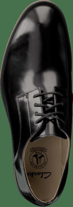 Clarks - Gatley Walk Black Leather