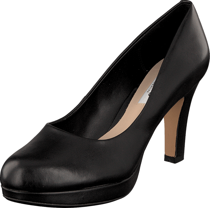 super billigt Rimligt prissatt uttag online Buy Clarks Crisp Kendra Black Shoes Online | FOOTWAY.co.uk