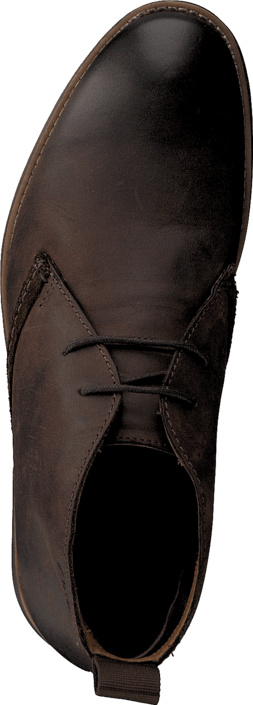 Clarks Brown Boots Online Leather Sko Kjøp Mid Novato Brune t6qv6wPd