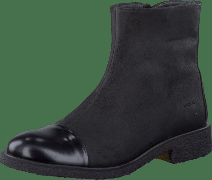 7285 Sorte 102 Sko Angulus Boots Black Online Kjøp 4x1q5fw