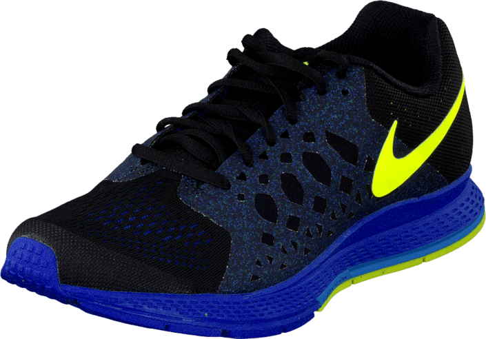 finest selection 57ae9 c4db9 ... hot nike nike air zoom pegasus 31 black volt hyper cobalt ba7b9 25b63