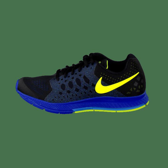 4871103c6c2d ... sale kjøp nike nike air zoom pegasus 31 black volt hyper cobalt svart  sko online footway