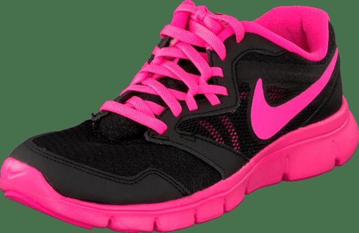 cheaper 3ca4b 315ee Nike - Nike Flex Experience 3 (Gs) Black Hyper Pink-White