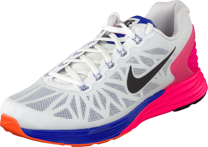 low priced bf47a 17325 low cost nike lunarglide 6 dam rosa 46f3d 2a14c