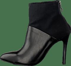534bfacae17 Bianco - Pointy Neoprene Boot Black