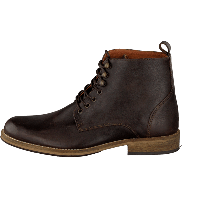 Acheter Bianco Lether Dressy Marrons Boot Dark Brown Marrons Dressy Chaussures Online f29699