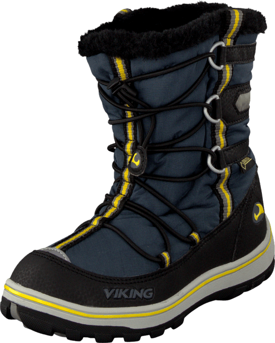 Viking - Fonn Charcoal/Black