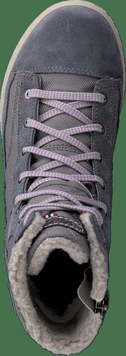 Viking - Zip Grey/Pink